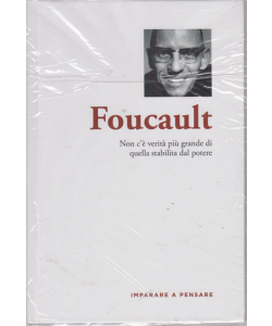 Imparare a pensare - Foucault - n. 24 - settimanale - 5/7/2019 - copertina rigida
