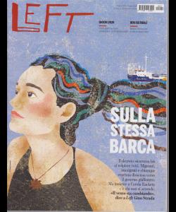 Left Avvenimenti - n. 27 - settimanale - 5 luglio 2019 - 11 luglio 2019 -