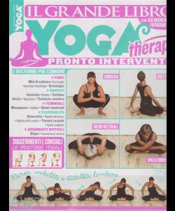 Il grande libro yoga therapy pronto intervento - n. 4 - bimestrale - lugli -agosto 2019 -