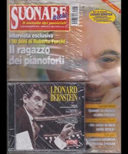 Suonare News - Cd Bernstein-Numero 262 - luglio -agosto 2019 - mensile rivista + cd