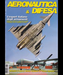 Aeronautica e difesa - n. 393 - luglio 2019 - mensile