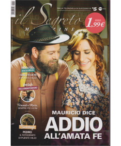 Il Segreto Magazine - n. 59 - 9 luglio 2019 - mensile