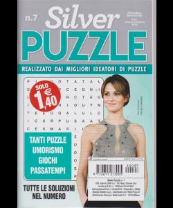 Silver Puzzle - n. 7 - bimestrale - luglio -agosto 2019 -