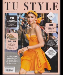 Tu Style - n. 29 - 9 luglio 2019 - settimanale