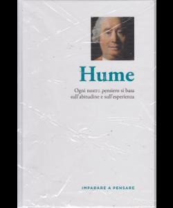 Imparare a pensare - Hume - n. 25 - settimanale - 12/7/2019 - copertina rigida