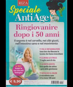 Speciale AntiAge - n. 15 - luglio 2019 - Ringiovanire dopo i 50 anni