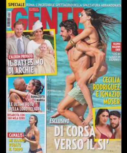 Gente - n. 28 - 20/7/2019 - settimanale