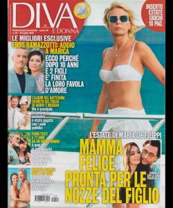 Diva e donna - n. 28 - 16 luglio 2019 - settimanale femminile