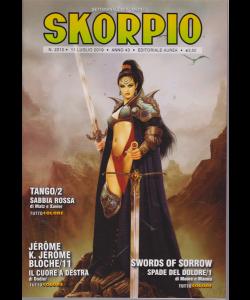 Skorpio - n. 2210 - 11 luglio 2019 - settimanale di fumetti