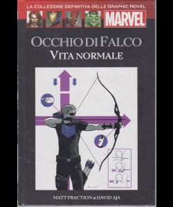 Graphic Novel Marvel - Occhio Di Falco - Vita normale - n. 24 - 13/7/2019 - quattordicinale -