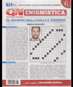 Enigmistica - n. 73 - 22/7/2019 - settimanale