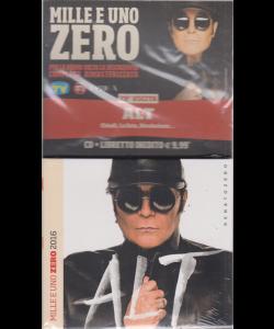 Cd Musicali Di Sorrisi  - n. 29 - Mille e uno Zero - Alt - cd + libretto inedito - settimanale - 12/7/2019 -