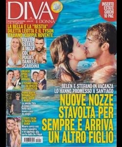 Diva e donna - n. 29 - 23 luglio 2019 - settimanale femminile
