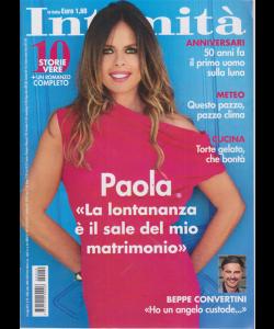 Intimita' - P. Perego - n. 29 - settimanale - 24 luglio 2019 -