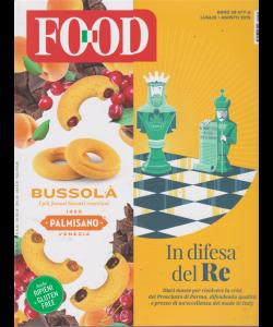 Food - n. 7/8 - luglio - agosto 2019 - mensile