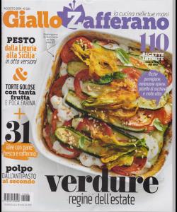Giallo Zafferano - n. 8 - mensile - agosto 2019 -