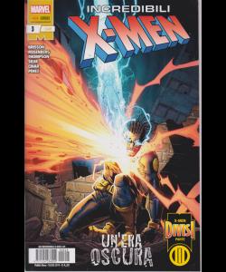 Incredibili x-men - n. 349 - mensile - 18 luglio 2019 - Un'era oscura -