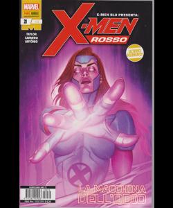 I Nuovissimi X-Men - X-Men rosso - n. 72 - mensile - 18 luglio 2019 -La macchina dell'odio
