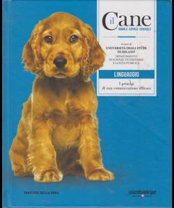 Il cane - Linguaggio - n. 2 - settimanale - copertina rigida