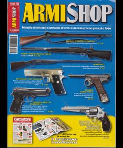 Armi Shop - n. 8 - mensile - agosto 2019