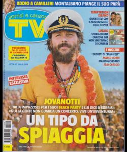 Sorrisi E Canzoni Tv - n. 29 - 23 luglio 2019 - settimanale