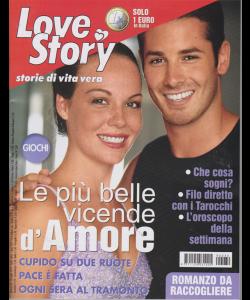 Love Story - n. 30 - 30 luglio 2019 - settimanale