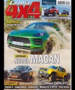La Mia Auto 4X4 - n. 2 - marzo - aprile 2019 - bimestrale