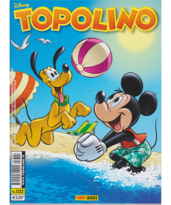 Topolino -n. 3322 - settimanale - 24 luglio 2019 -