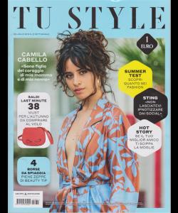 Tu Style - n. 31 - settimanale - 23 luglio 2019 -