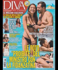 Diva E Donna - n. 30 - 30 luglio 2019 - settimanale femminile