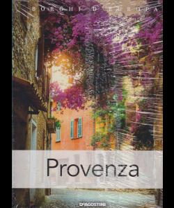 Borghi D'europa -Provenza - quattordicinale . n. 4 - 9/2/2019 -