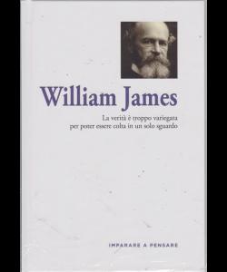 Imparare a pensare - William James - n. 27 - settimanale - 26/7/2019 - copertina rigida