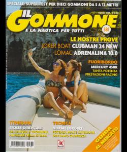 Il Gommone  e la nautica per tutti- n. 381 - agosto 2019 - mensile