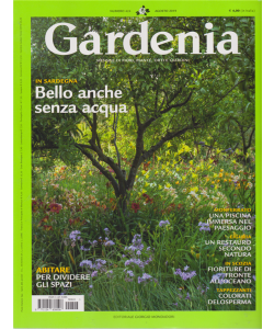 Gardenia - n. 424 - agosto 2019 - mensile