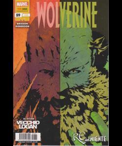 Wolverine - n. 385 - quindicinale - 18 luglio 2019 -Re del niente