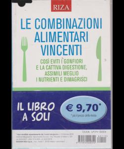 Curarsi mangiando - Le combinazioni alimentari vincenti - n. 115 - febbraio 2018 -