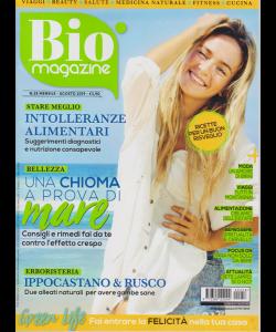 Bio Magazine - N. 58 -mensile - agosto 2019 -