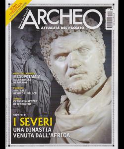 Archeo - n. 408 - mensile - febbraio 2019 -