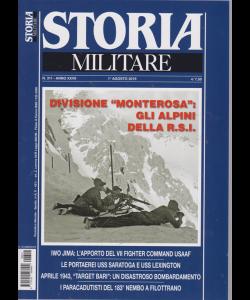 Storia Militare - n. 311 - 1 agosto 2019 - mensile