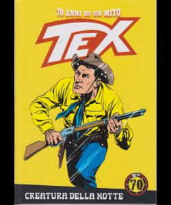 Tex - Creatura Della Notte - n. 62 - settimanale