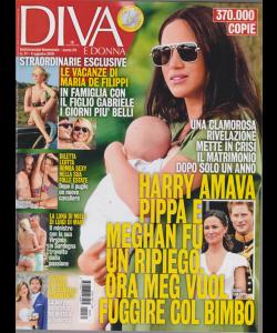 Diva E Donna - n. 31 - settimanale femminile - 6 agosto 2019 -