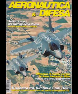 Aeronautica & difesa - n. 394 - agosto 2019 - mensile
