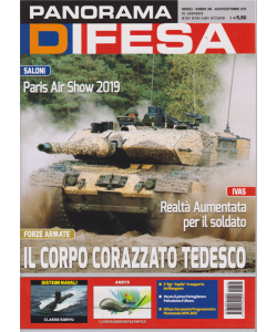 Panorama Difesa - n. 388 - mensile - agosto - settembre 2019 -