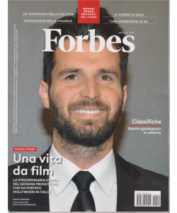 Forbes - n. 22 - agosto 2019 - mensile