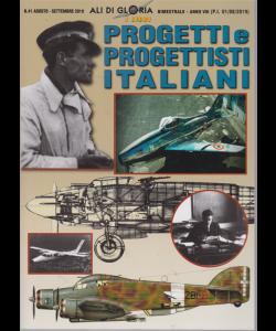 Ali Di Gloria - I libri - Progetti e progettisti italiani - n. 41 - agosto - settembre 2019 - bimestrale - vol. 2