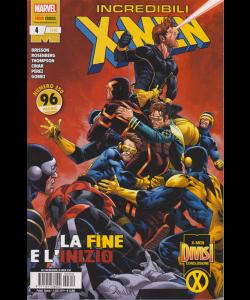 Incredibili x-men - n. 350 quindicinale - 1 agosto 2019 - La fine e l'inizio