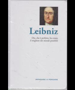 Imparare a pensare - Leibniz - n. 28 - settimanale - 2/8/2019 - copertina rigida