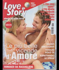 Love Story - n. 32 - 13 agosto 2019 - settimanale