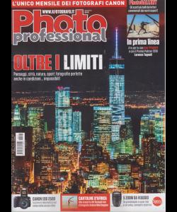 Professional Photo - n. 117- agosto 2019 - mensile