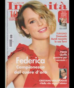 Intimita' - F. Pellegrini - n. 32 - 14 agosto 2019 - settimanale